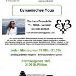 Yoga - Kursangebot Barbara Benedetter